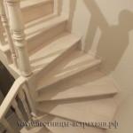 Деревянные лестницы. лестницы из ясеня. www.вектор30.рф
