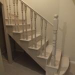 лестница для дома не дорого на 2 этаж в Астрахани. www.лестницы-астрахани.рф www.вектор30.рф