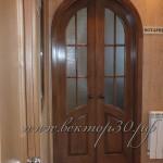 арочные деревянные двери в Астрахани под закз Вектор30.рф