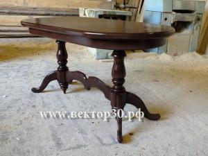 красивый стол из массива дерева не дорого купить в Астрахани