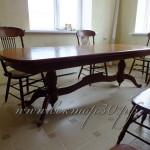 красивый стол из массива ясеня не дорого купить в Астрахани