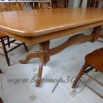 ясеневый стол из массива в Астрахани,изготовление столов