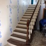 лестницы в Астрахани из дерева.www.вектор30.рф