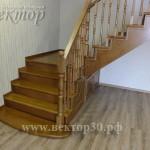 купить деревянную лестницу на второй этаж недорого цены и фото в астрахани