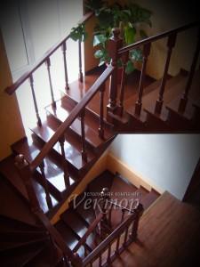 лестницы в Астрахани из дерева. www.вектор30.рф. www.лестницы-астрахани.рф